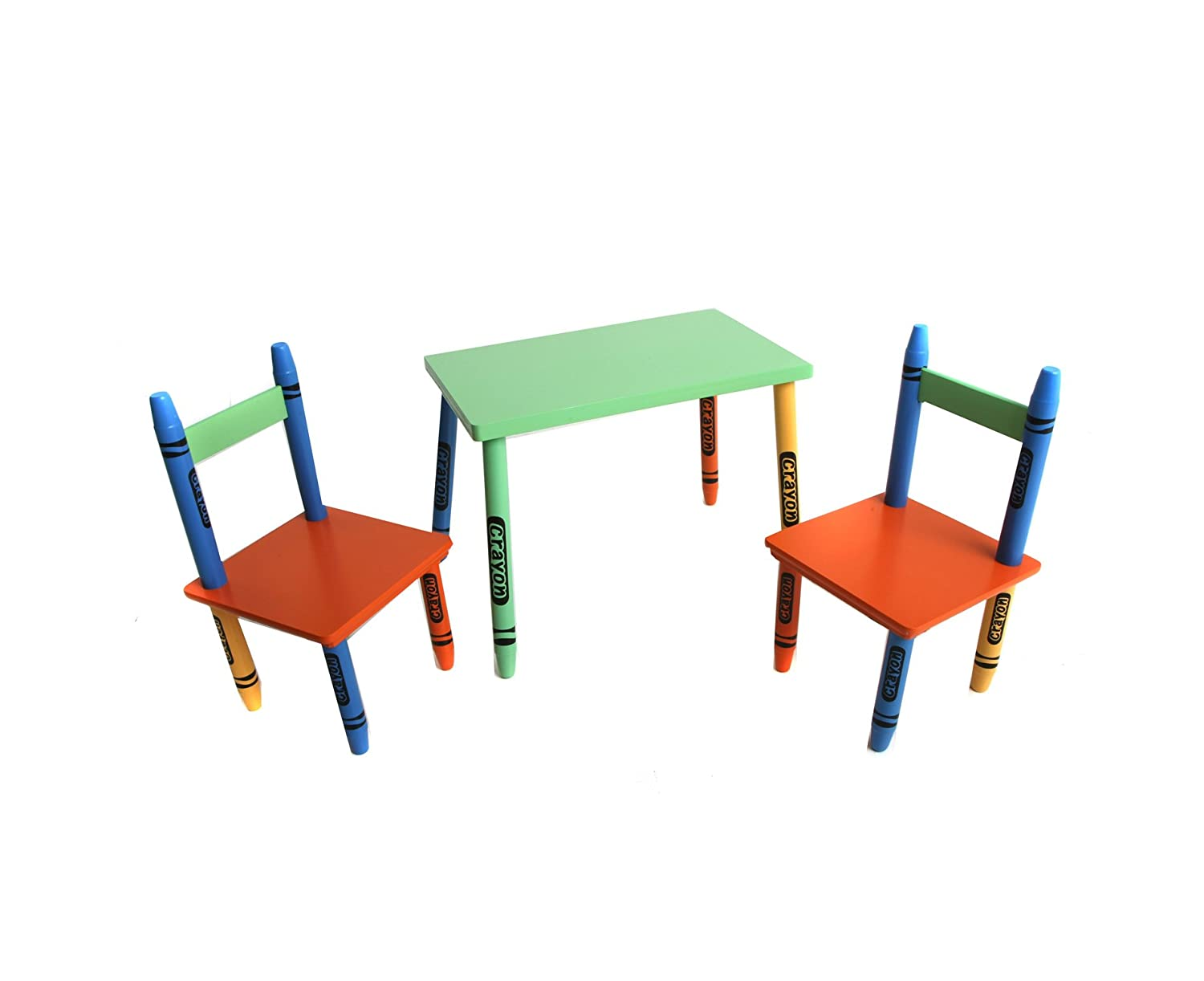 Childrens Table and Chair Set: Amazon.co.uk: Kitchen & Home