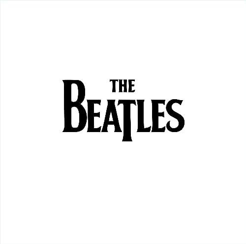 The Beatles Music Band Vinyl Die Cut Car Decal Sticker