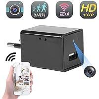Mini cámara espía Oculta Diseño de Cargador USB