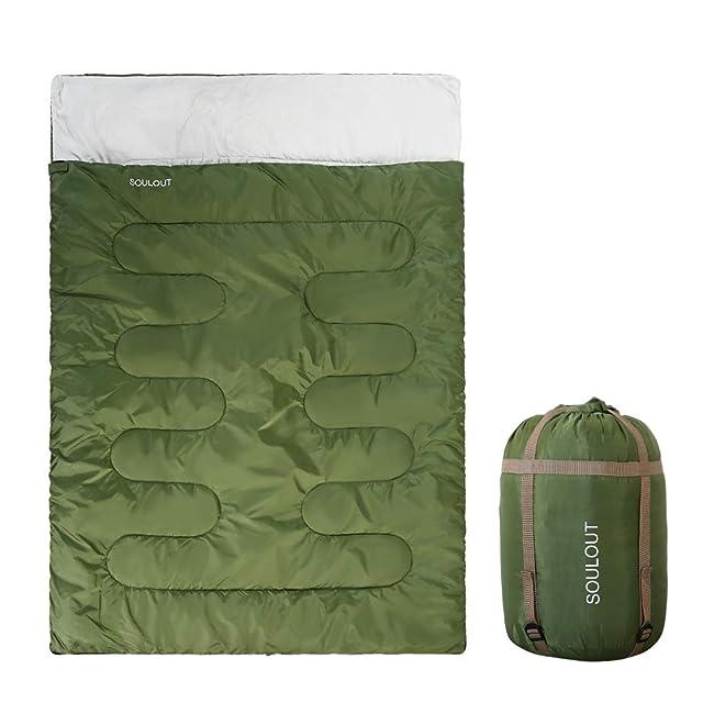 SOULOUT 4-Season Sleeping Bag