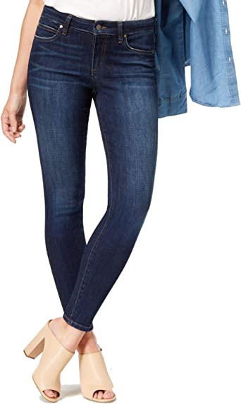 Joes Jeans Womens Icon Midrise Skinny Crop Color Jean