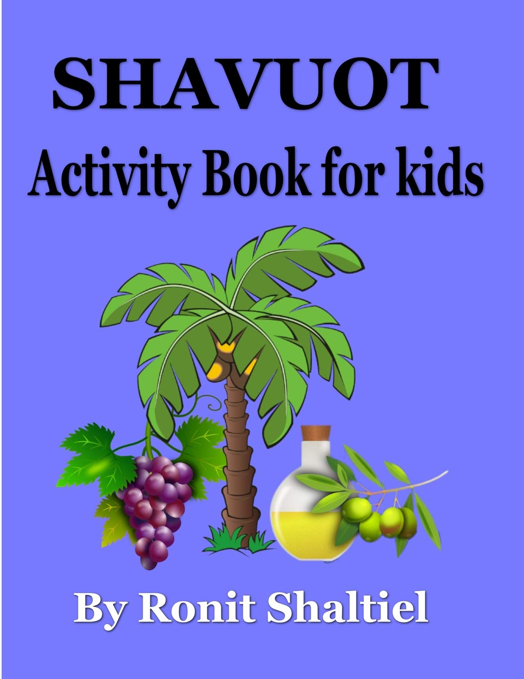 Shavuot Coloring Pages (teacher made) | 1360x1051