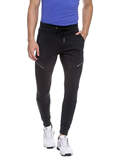 1cacf807 Proline Joggers - Men's Grey Cotton Stylish Biker Pants with Side ...