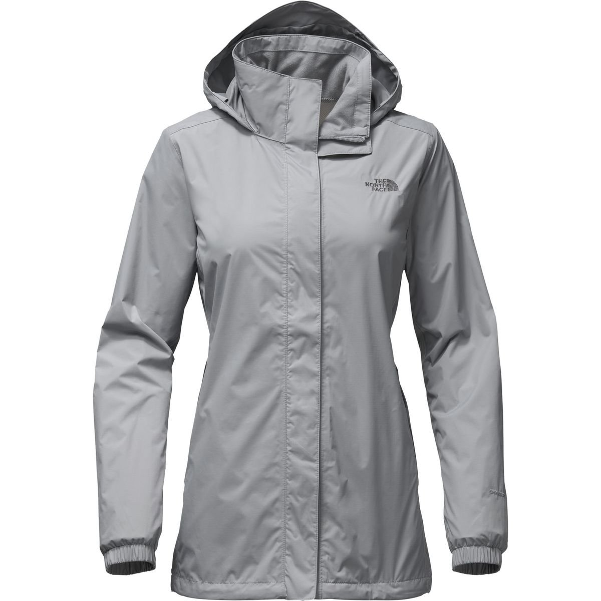The North Face Women's Women's Resolve Parka - Mid Grey - XS (Past Season)