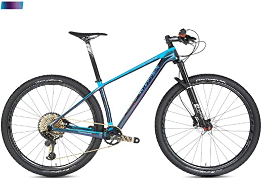 MICAKO Bicicleta Montaña 27.5/29, XX1-12 Velocidad, Doble Freno ...