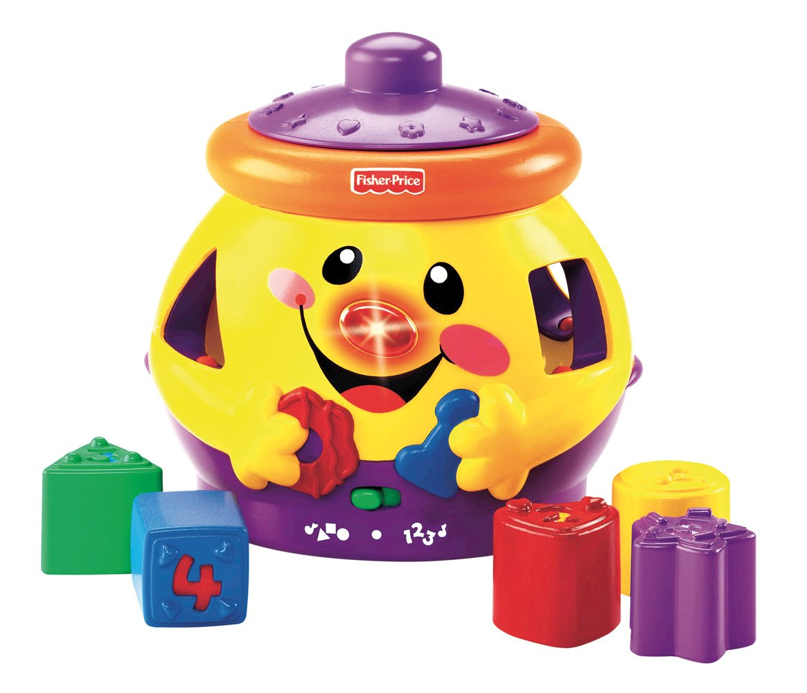 Fisher Price Galleta sorpresa aprendizaje Mattel H