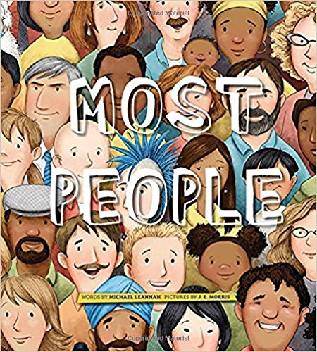 Book Cover: Most People