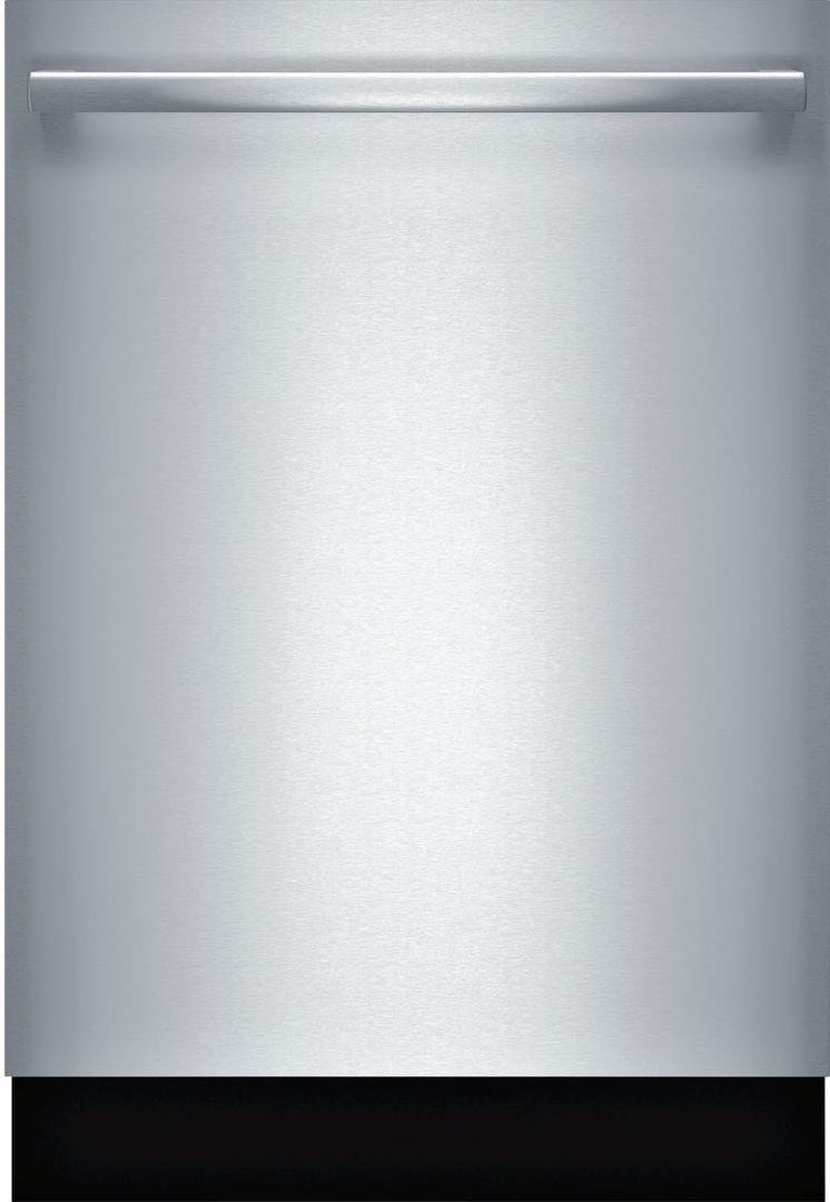 Bosch SHXM78W55N 24'' 800 Series Built In Fully Integrated Dishwasher with 6 Wash Cycles,in Stainless Steel