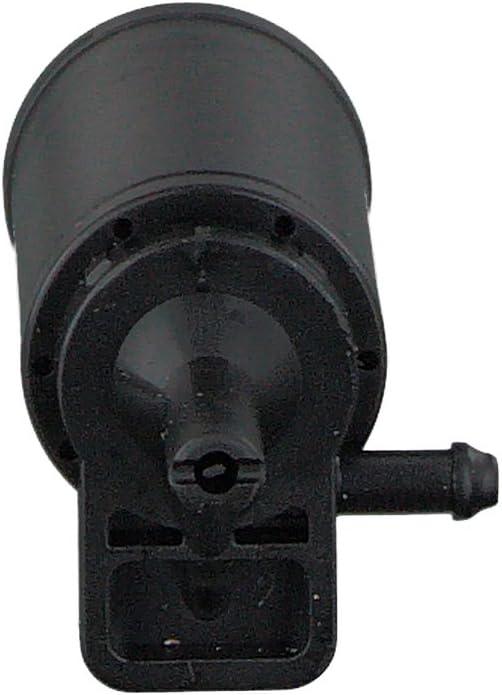 24 Volt febi bilstein 23208 Waschwasserpumpe 1 St/ück Wischwasserpumpe f/ür Scheibenreinigungsanlage