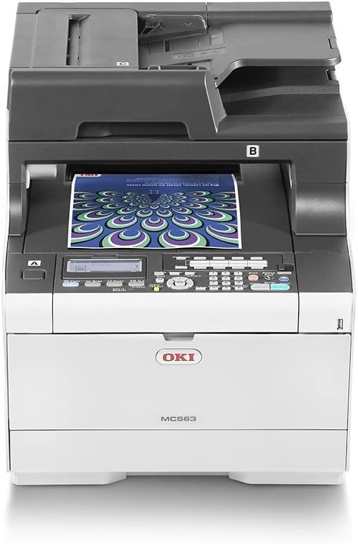 OKI MC563dn - Equipo multifunción Color A4 con tecnología LED ...