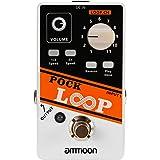 ammoon ルーパー ギターエフェクター マルチトラックループ POCKLOOP