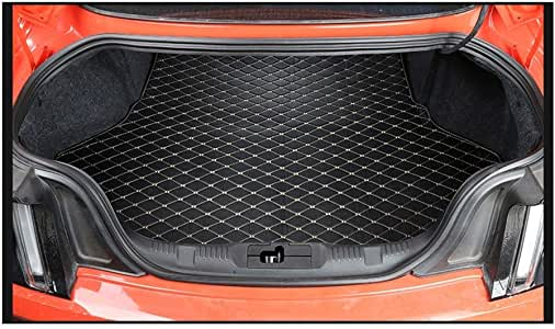 2019 Ford Mustang Rubber Floor Mats