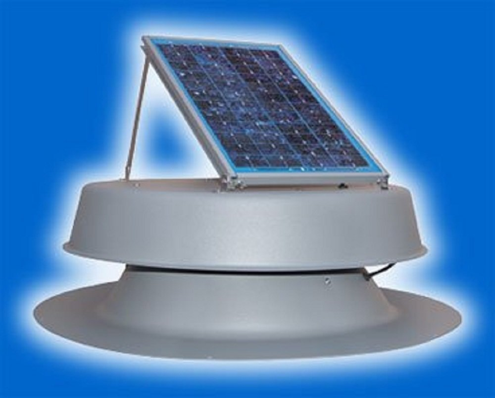 Solar Attic Fan with 25-year Warranty! by Natural Light by Natural Light (Image #4)