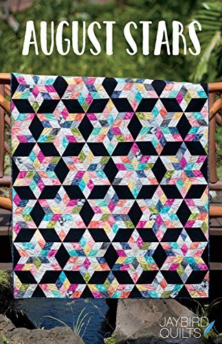 August Stars Quilt Pattern by Jaybird Quilts by Jaybird Quilts