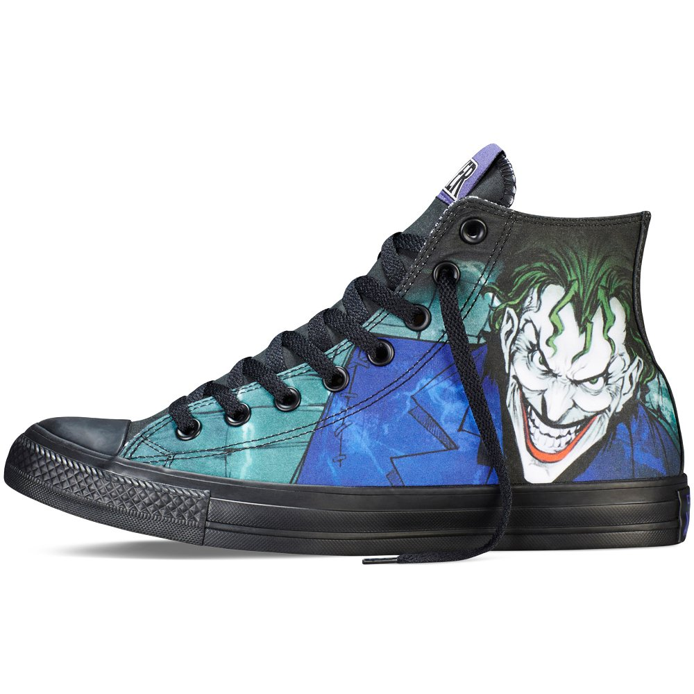 e69f6c44b68e Galleon - Converse Chuck Taylor All Star Hi Joker Sneaker (Mens 9  Womens  11)
