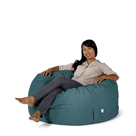 Amazon.com: Take Diez tumbona, Moderno Bean Bag Sillas ...