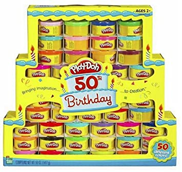 play doh 50th anniversary