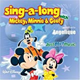 Sing Along with Mickey, Minnie and Goofy: Angelique by Mickey Mouse, Minnie Mouse, and Goofy (2007-12-27)