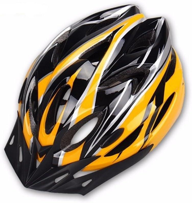 Hoovo Casco de Bicicleta con Ajustable Ligero Casco de Bicicleta ...