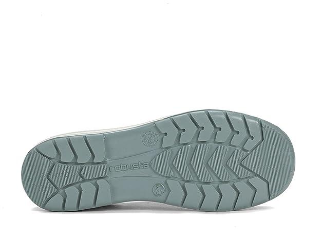 Robusta-Zapato Anatómico Carmen Ind S2 Blanco 0OQOI