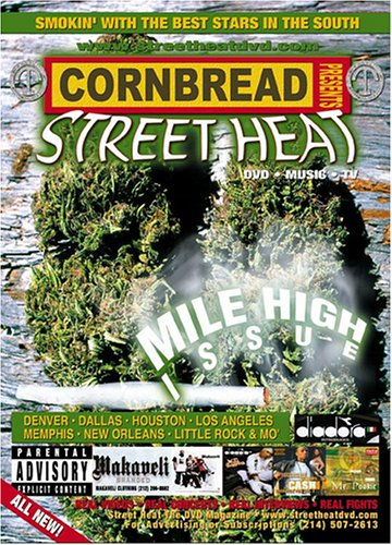 Cornbread Presents Street Heat, Vol. 13: Mile High Issue