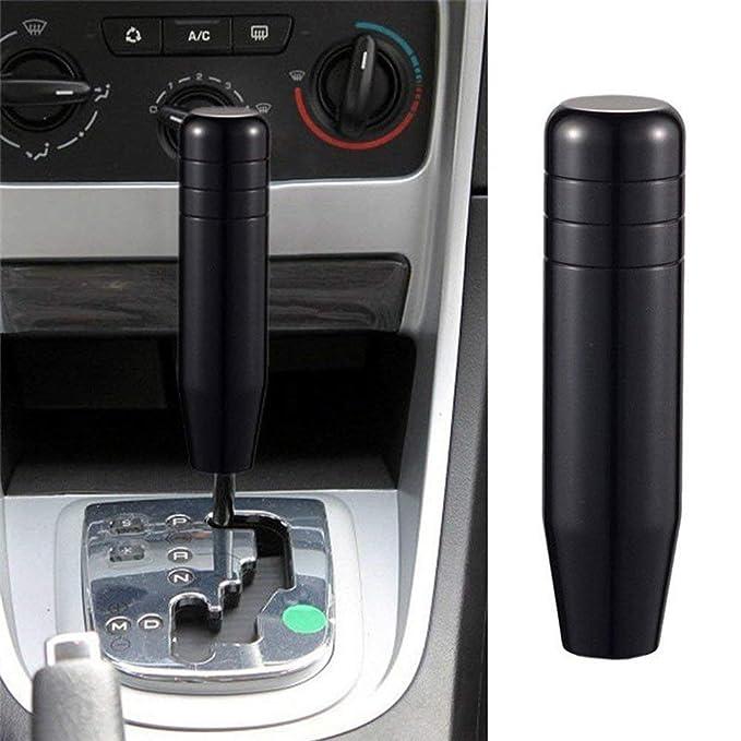 Fydun Automatic Shift Knob Universal 5 Speed Car Interior Gear Stick Shifter Lever Knob Silver