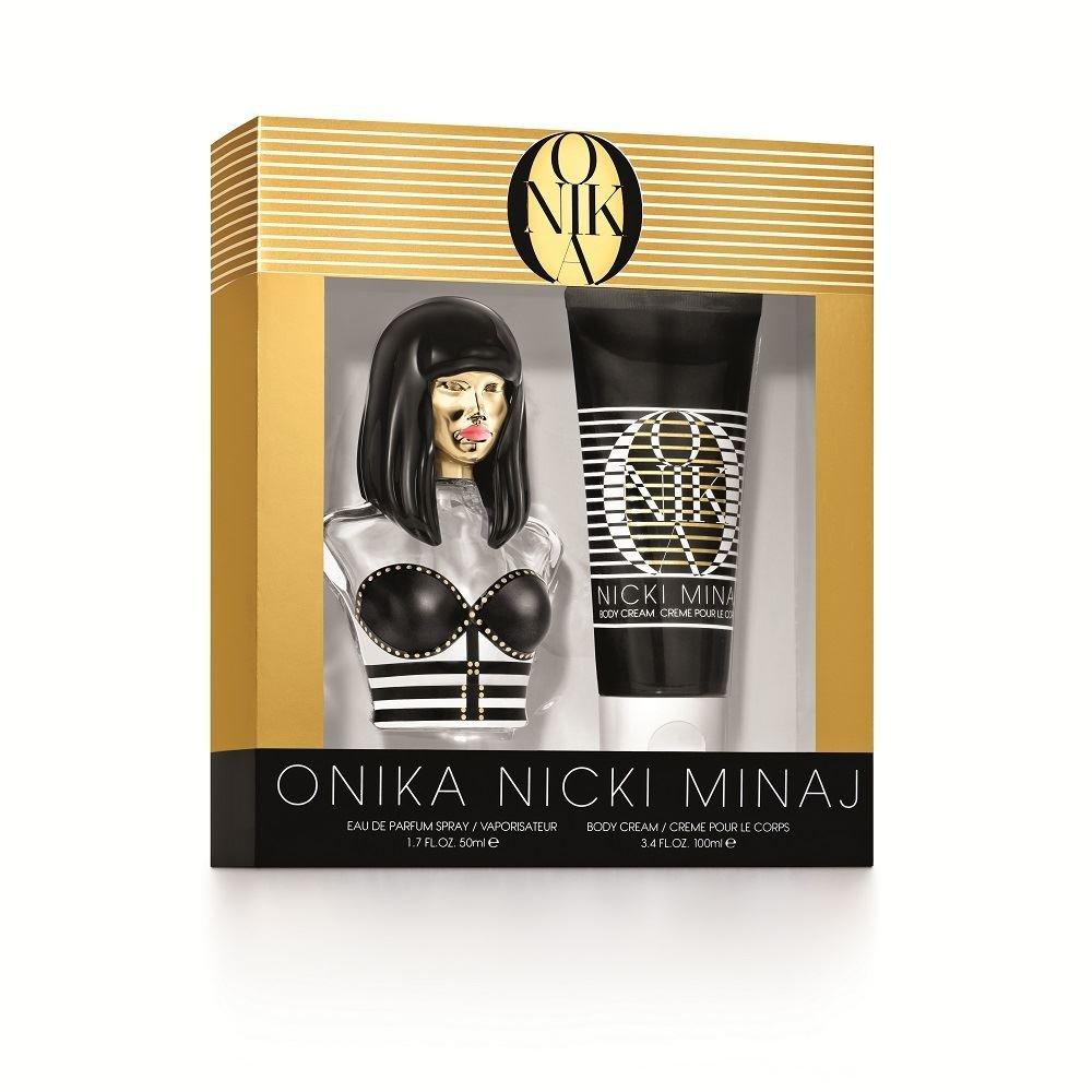 Nicki Minaj Onika EDP 50ml Gift Set: Amazon.co.uk: Beauty