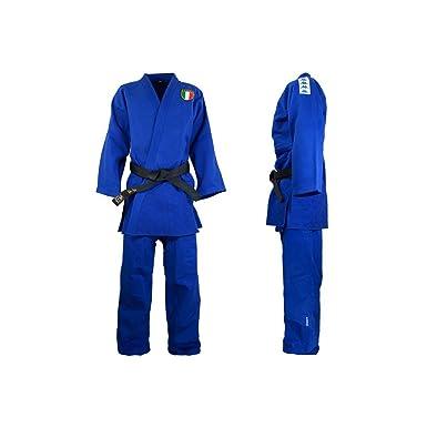 Set de Accesorios - Kimono Judo Fijlkam - Niños - Azzurro - 1 1/2 ...