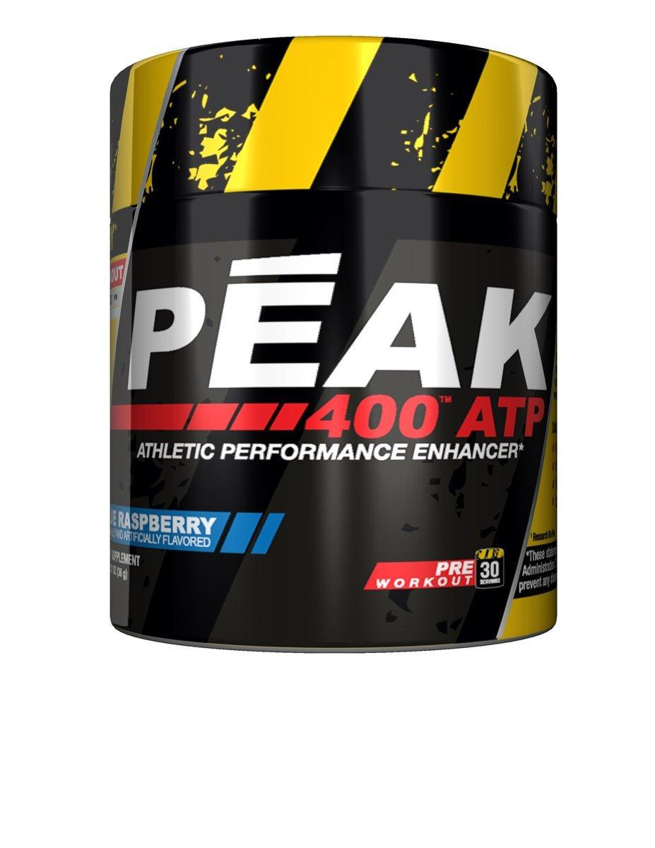Peak ATP energy