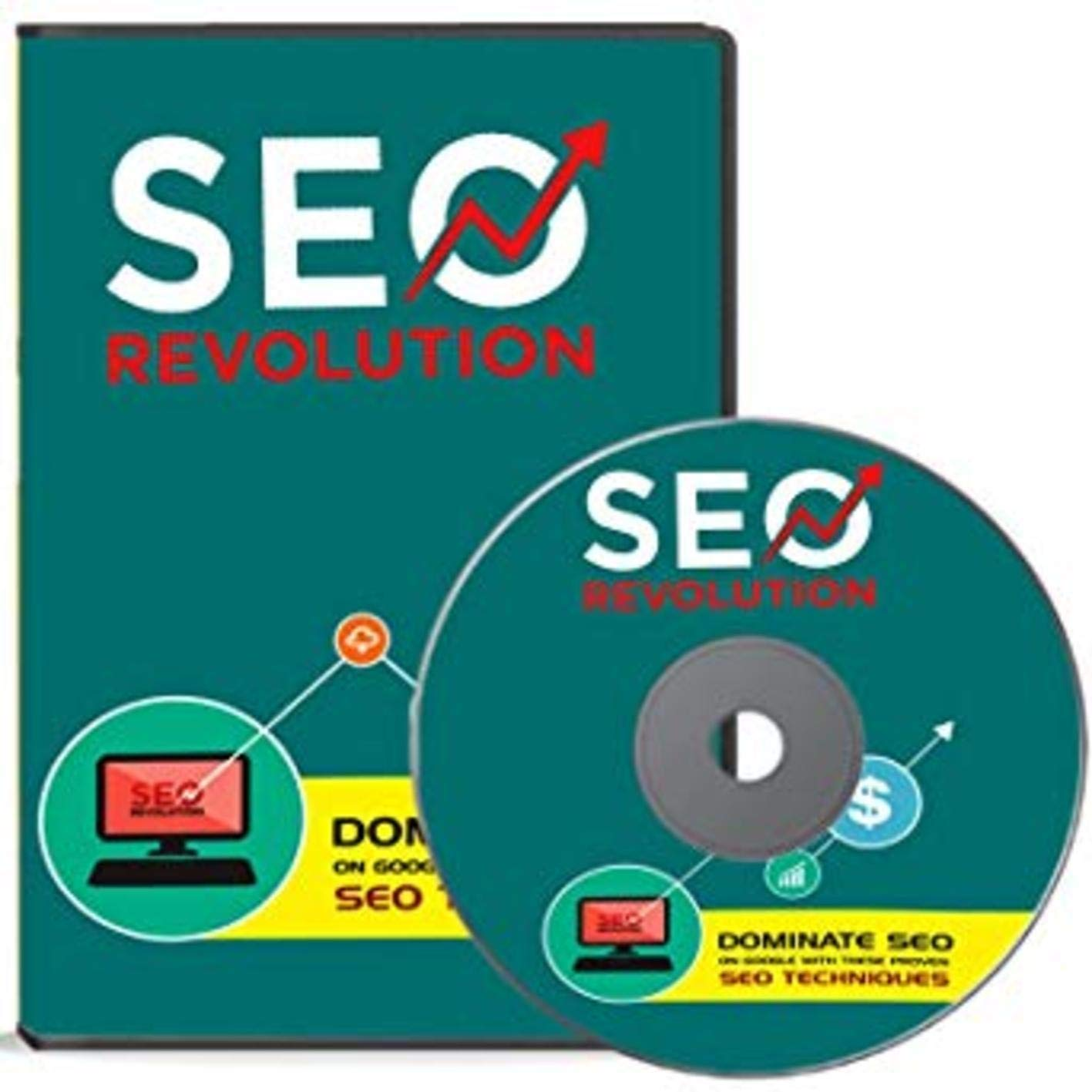 SEO Revolution Video Course by Get Digital World