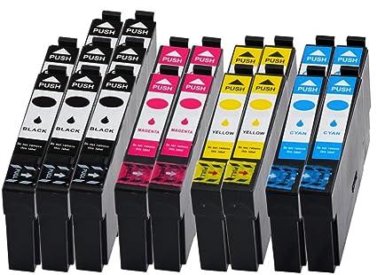 20 x de Non OEM de Tinta para Epson Stylus S22/SX125/SX130/SX230 ...