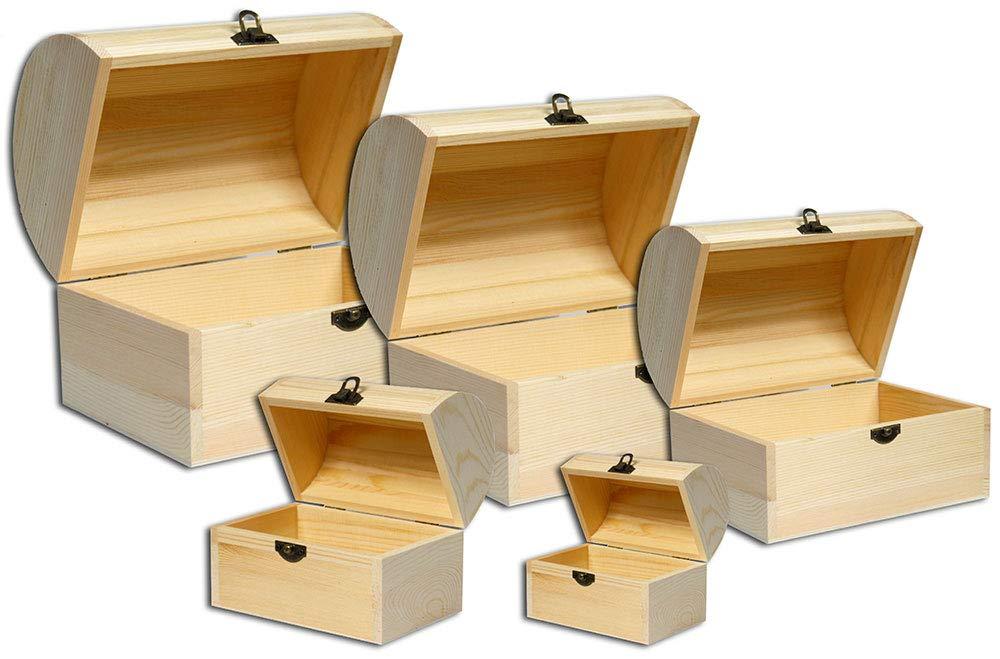 Baule Legno Fai Da Te : Vetrineinrete bauli in legno matrioska baule portagioie da