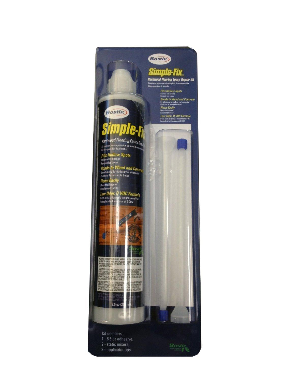 Amazon bostik simple fix hardwood flooring epoxy repair kit amazon bostik simple fix hardwood flooring epoxy repair kit home improvement dailygadgetfo Choice Image