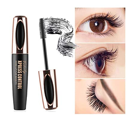 4D Mascara Makeup Long Curling Black Eye Lashes Long Lasting Eyelash Extension Waterproof Eye Makeup Tool