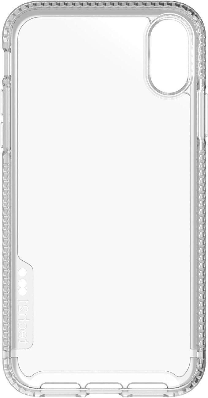 Amazon.com: Tech21 - Carcasa transparente para Apple iPhone XR, transparente: Electronics