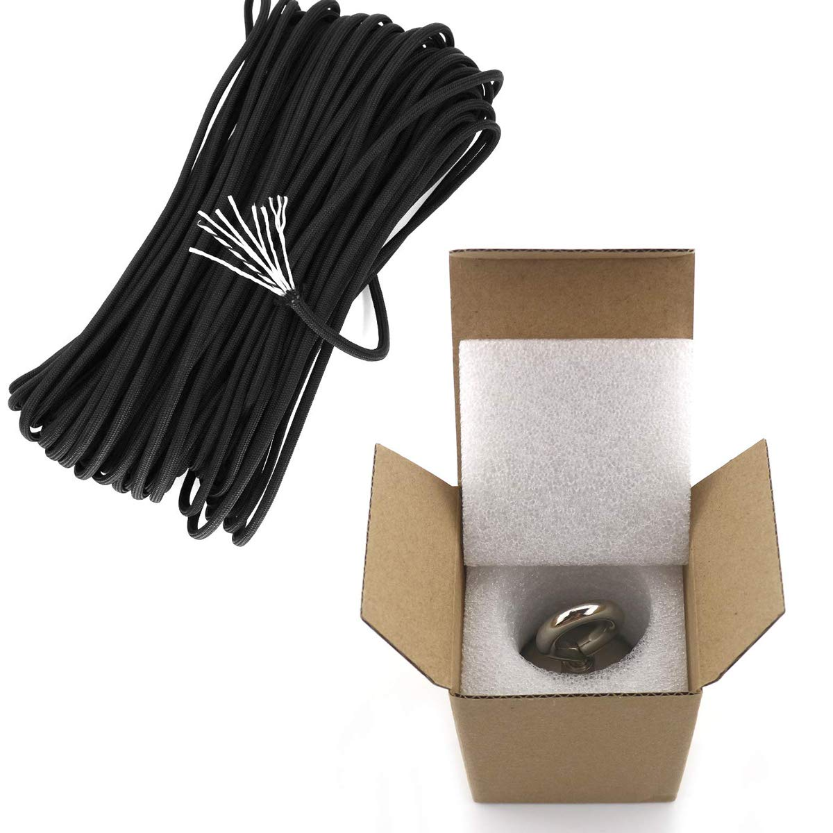 starke Fishing Magnet mit Splintbolzen f/ür Magnet Angeln und Retten tootaci rund Super Starke Neodym-Magnet /75/mm Durchmesser Vertikale Tension 180/kg mit Seil in River/