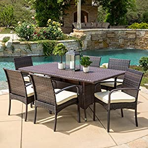 61GYITF3fuL._SS300_ Wicker Dining Tables & Wicker Patio Dining Sets