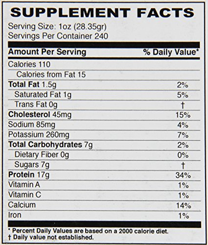 Eclipse Sports Supplements Juice Bar Protein, Vanilla Flavor,15-Pound by Eclipse Sports Supplements (Image #1)