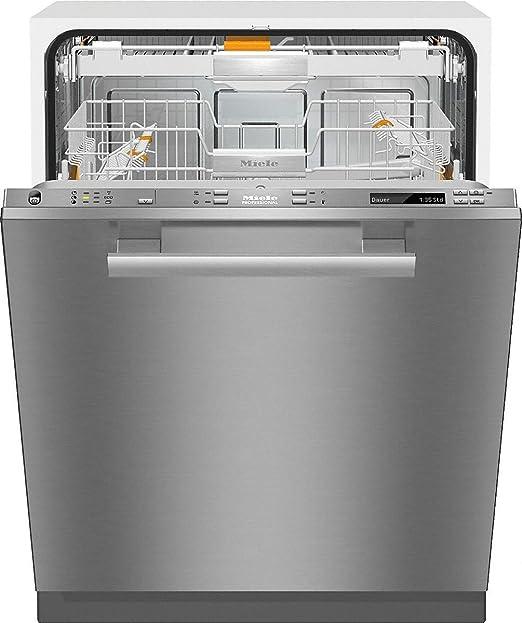 Miele PG 8133 SCVi lavavajilla Totalmente integrado 14 cubiertos A ...