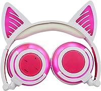 Conquista il cuore di ogni adolescente con queste Cuffie Bluetooth con orecchie da gatto. Una idea regalo originale per adolescenti che amano divertirsi.