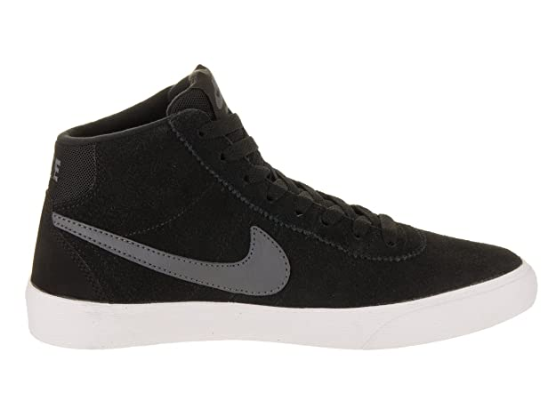 new products dd172 28c79 Nike Wmns SB Bruin Hi, Scarpe da Skateboard Donna, Nero (Black/Dark  Grey-White 001), 36.5 EU: Amazon.it: Scarpe e borse