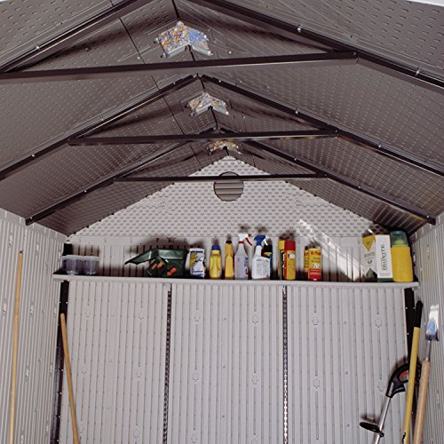 Lifetime 90'' Shelf for All 8' Sheds models by Lifetime