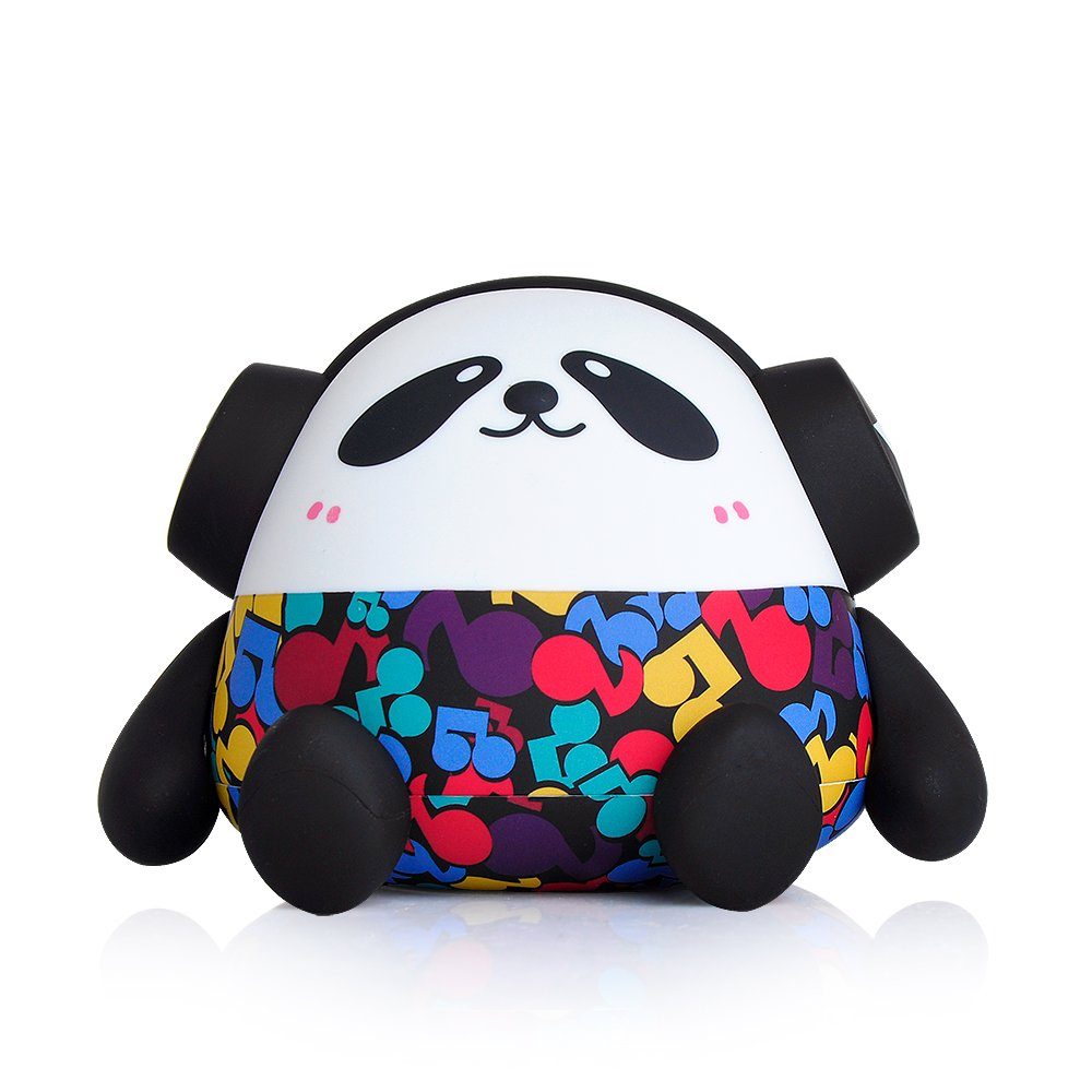 Solocar 7500mAh Cute External Battery Pack - Dual USB Portable Phone Charger - High-Speed Charging Technology Power Bank With Unique Panda Design (Multi-color)