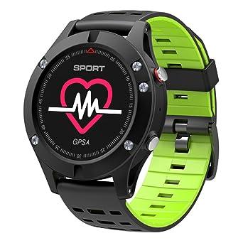 DIKHBJWQ Smartwatch - Reloj de Pulsera para Hombre, Resistente al ...