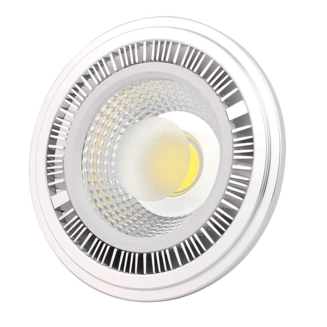 Aexit ac 12v lighting fixtures and controls 5w 6000k gu10 recessed cob led bulb long head ceiling lamp ar111 amazon com