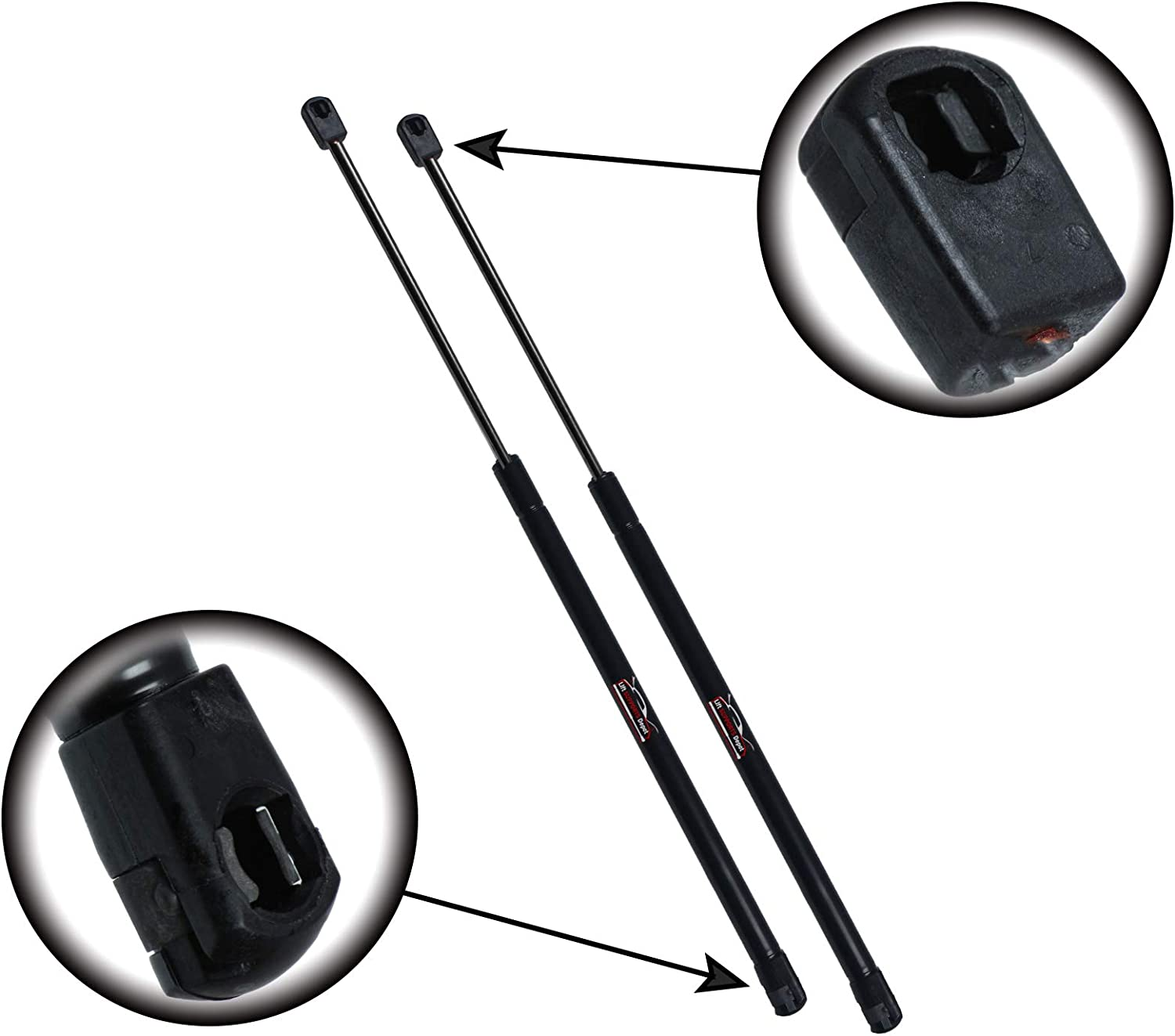 Maxpow 2pcs Front Hood Gas Charged Lift Support Compatible With Buick LaCrosse 2005-2007 Sedan Only 4150
