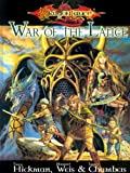 The War of the Lance, Tracy Hickman and Margaret Weis, 193156714X