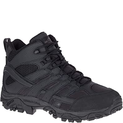 6be86b3dc8 Merrell Moab 2 Mid Tactical Boot Wide Width Men's