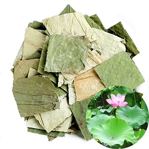 TooGet Natural Lotus Leaf Herbal Tea Organic Dried Loose Leaf Tea Wholesale, Top Grade - 2 OZ ()