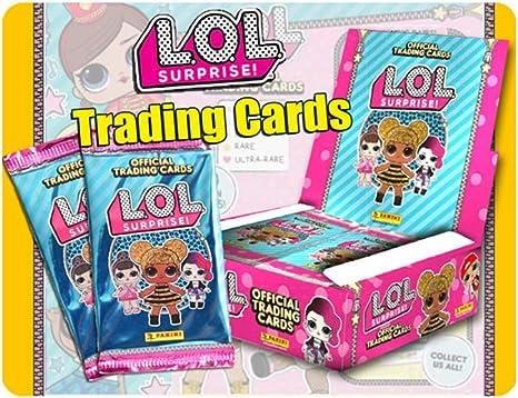 Panini LOL Surprise - Caja con 24 sobres de cartas (003678BOX24E ...